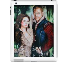 Snow White and Charming iPad Case/Skin