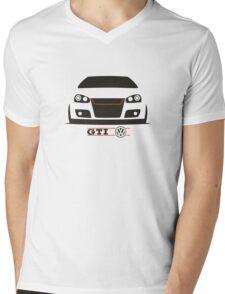 VW Golf MK5 Mens V-Neck T-Shirt