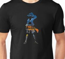 Luffy - Into the city Unisex T-Shirt