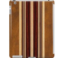 Nalu Lua Faux Koa Wood Hawaiian Surfboard iPad Case/Skin