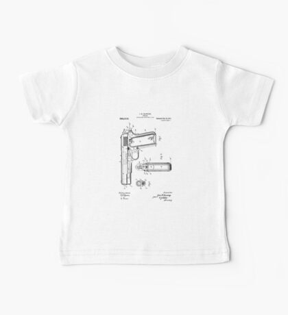 Patent - Browning Pistol Baby Tee