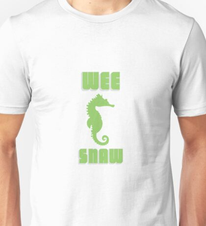 Wee Snaw Unisex T-Shirt