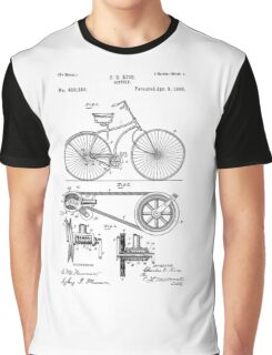 Patent - Bicycle Graphic T-Shirt