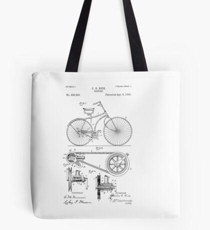 Patent - Bicycle Tote Bag