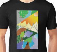 4 Landscapes Unisex T-Shirt