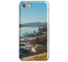 Coniston Water from Boon Crag iPhone Case/Skin