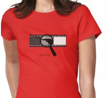 Blow-Up alternative movie poster Womens Fitted T-Shirt