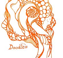 zen doodle by kattypants