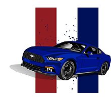 GT500 2016 Photographic Print