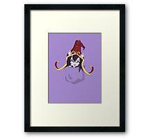 Yordle in Pocket - Lulu Framed Print