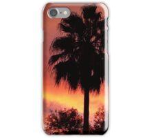 Amazing Orange Sunset!  iPhone Case/Skin