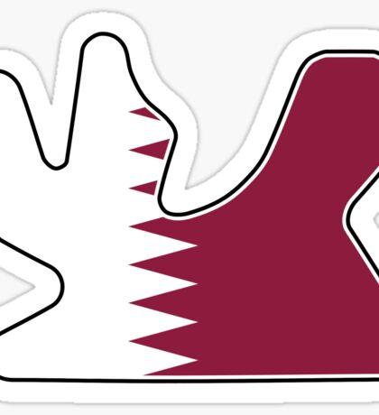 Losail International Circuit Sticker