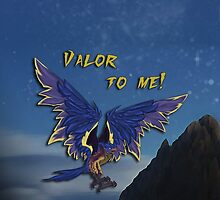 Valor To Me! by acosaval