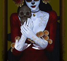 The clothed La muerte by alice9