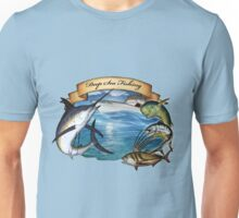Deep Sea Fishing Unisex T-Shirt