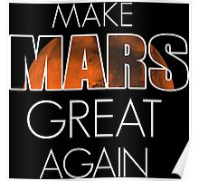 Make Mars Great Again Poster