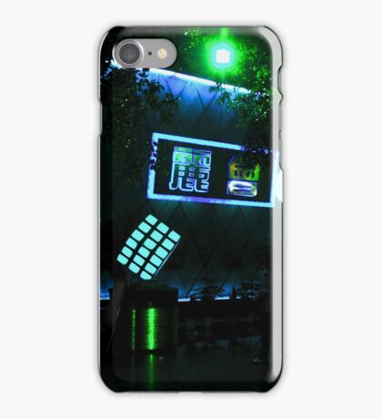 CHINA OF THE LIGHT : The cube club iPhone Case/Skin