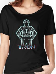 Tron Software Women's Relaxed Fit T-Shirt
