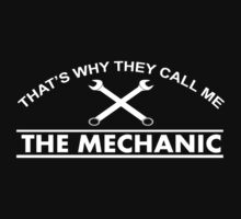 that's why they call me the mechanic by Nearen