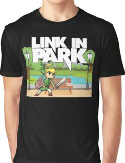 Link In Park Graphic T-Shirt