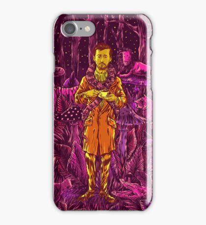 Adam in Wonderland iPhone Case/Skin