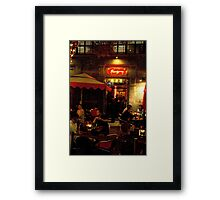 """CHINA OF THE LIGHT : The """"Rendez vous"""" Framed Print"""