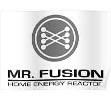 Mr.Fusion Poster