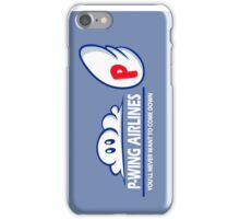 P-Wing Airlines iPhone Case/Skin
