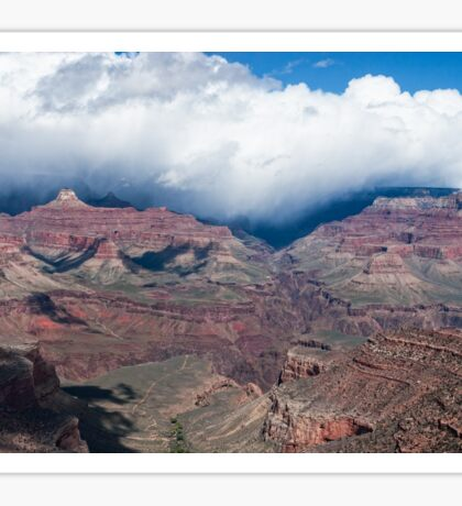 Approaching Storm, Grand Canyon Sticker