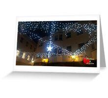 Christmas in Brighton - Starlights Greeting Card