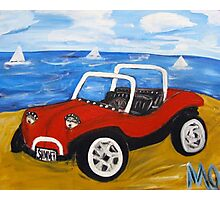dune buggy summer Photographic Print