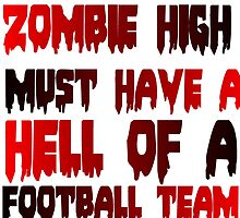 ZOMBIE HIGH by Divertions