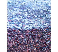 Pebble Beach Photographic Print