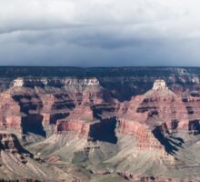 Approaching Storm, Grand Canyon National Park Sticker