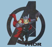 Avengers - Thor by ThreadofLife