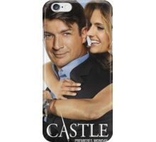 Castle and Beckett iPhone Case/Skin