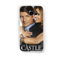 Castle and Beckett Samsung Galaxy Case/Skin