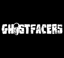 Ghost Facers by Samantha Lusher