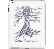 Grow Your Tree iPad Case/Skin