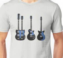 Jimmy Page Guitars!  Unisex T-Shirt