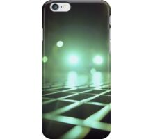 Grid city streets Hasselblad square medium format analogue film photograph iPhone Case/Skin