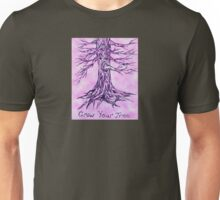 Grow Your Tree- Alternate Color Unisex T-Shirt