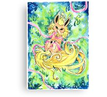 Flareon's Ribbon Canvas Print