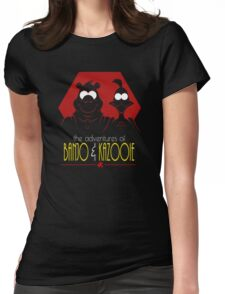 The Adventures of Banjo & Kazooie Womens Fitted T-Shirt