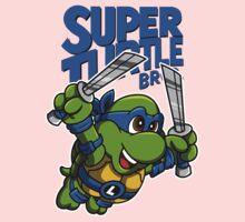 Super Turtle Bros - Leo One Piece - Short Sleeve