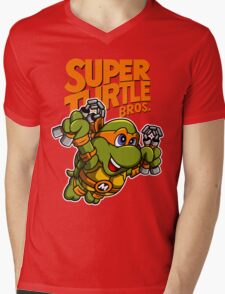 Super Turtle Bros - Mikey T-Shirt