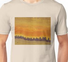 Dune Forest original painting Unisex T-Shirt