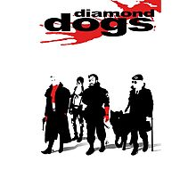 MGSV - Diamond Dogs Photographic Print