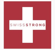 SWISS STRONG (Sticker) by thom2maro
