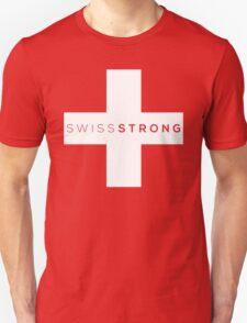 SWISS STRONG Unisex T-Shirt